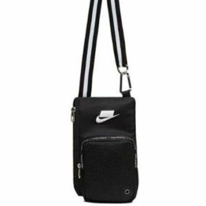 Nike Air Black Sports Crossbody Bag